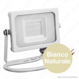 V-Tac VT-4711 Faretto LED SMD 10W da Esterno Colore Bianco - SKU 5771 / 5772 / 5773