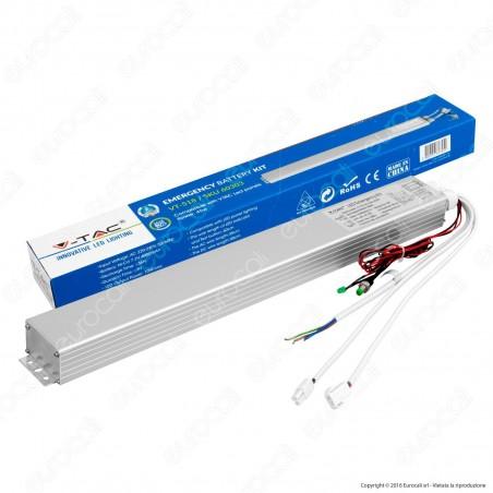 V-Tac Kit di Emergenza per Pannelli 45W - SKU 60303