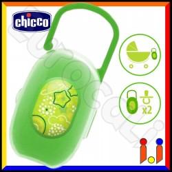 Chicco Portasucchietto con Manico - 1 Portasucchietto per 2 Ciucci