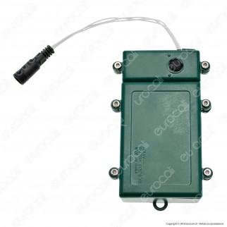 Porta Batterie PLB con Controller Memory - per Interno e Esterno