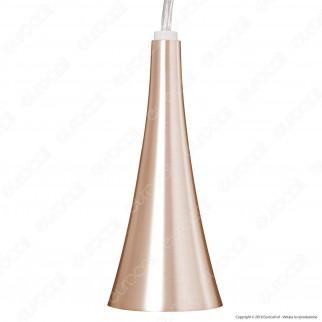 Sengled Pulse Horn Lampadario a Sospensione in Metallo con Portalampada per Lampadine E27