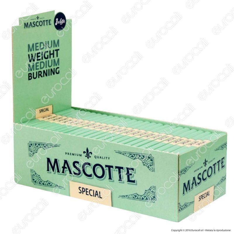Cartine MASCOTTE Special CORTE 50 pezzi 1 Scatola box