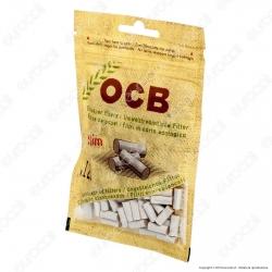 Ocb Slim 6mm Biodegradabili - Bustina da 120 Filtri