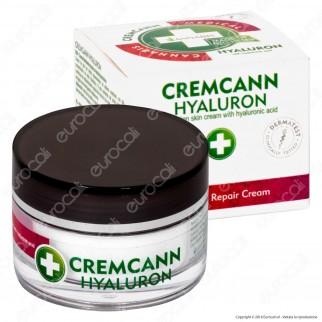 Annabis Cremcann Crema Rigenerante con Acido Ialuronico - Barattolo da 15ml