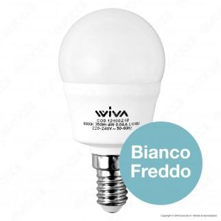 Wiva Lampadina LED E14 4W Candela