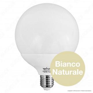 Wiva Lampadina LED E27 24W Globo G120