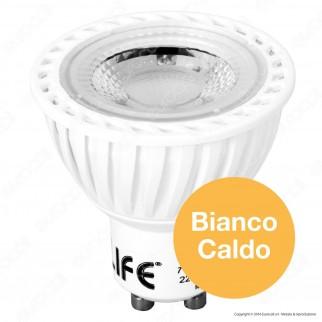 Life PAR16 Lampadina LED GU10 7W Faretto Incasso Spotlight