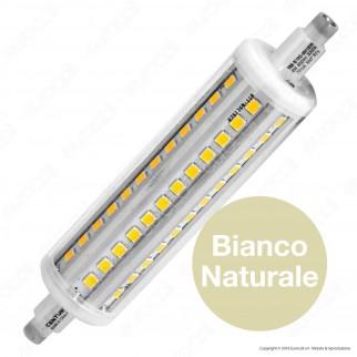 Century TRE-D Lampadina LED R7s J118 8W Bulb Tubolare