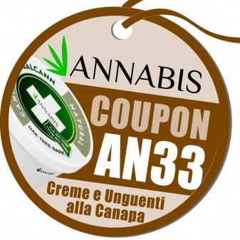 Crema Annabis 15ml Omaggio - Codice AN33
