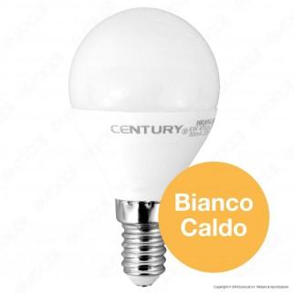 Century Harmony 95 Lampadina LED E14 6W MiniGlobo P45 CRI 95