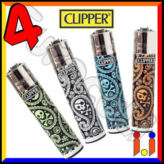 Clipper Large Fantasia Pasley - 4 Accendini C10