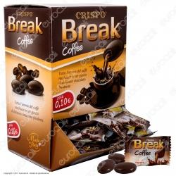 Confetti Crispo Praline di Cioccolato con Cuore di Caffè - Display 1000g