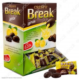 Confetti Crispo Praline di Cioccolato con Cuore di Limoncello - Display 1000g