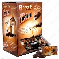 Confetti Crispo Praline di Cioccolato con Cuore di Cointreau - Display 1000g