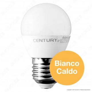 Century Harmony 95 Lampadina LED E27 6W MiniGlobo G45 CRI ≥95