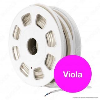 V-Tac VT-555 LED Neon StripLight Impermeabile Colorata - Bobina da 10 metri - SKU 2515 / 2516 / 2517 / 2518 / 2529 / 2531