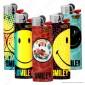 Bic Maxi J26 Grande Fantasia Smiley 1 - 5 Accendini [TERMINATO]