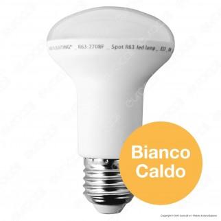 SkyLighting Lampadina LED E27 8W Bulb Reflector Spot R63