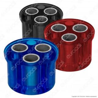 Coney Spegni Sigarette Triplo Colorato per Posacenere
