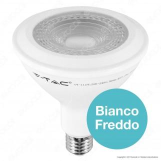 V-Tac VT-1125 Lampadina LED E27 15W Bulb PAR38 Impermeabile IP65 - SKU 4415 / 4416 / 4417