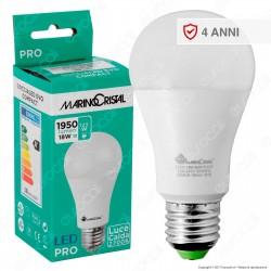 Marino Cristal Goccialed Evo Compact Lampadina LED E27 10W Bulb A60