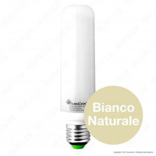 Marino Cristal Serie PRO Lampadina LED E27 13W Tubolar T38