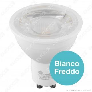 Marino Cristal Serie ECO Lampadina LED GU10 5W Faretto Spotlight