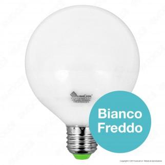 Marino Cristal Serie STD Lampadina LED E27 12W Globo G95