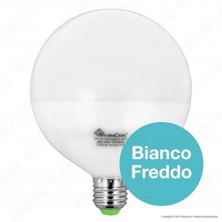 Marino Cristal Serie STD Lampadina LED E27 15W Globo G120