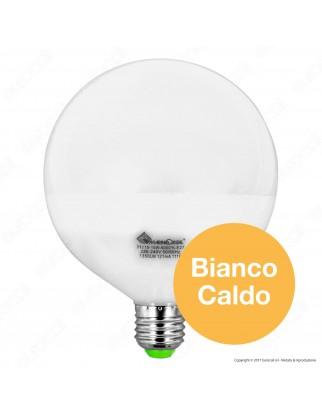 Marino Cristal Serie PRO Lampadina LED E27 22W Globo G120 Dimmerabile