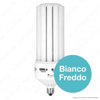 Marino Cristal Serie ECO Lampadina LED E27 55W Tubolare High Power