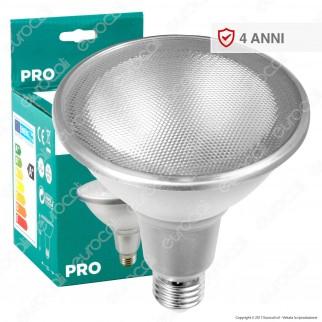 Marino Cristal Serie PRO Lampadina LED E27 15W Bulb Par Lamp PAR38 - mod. 21348