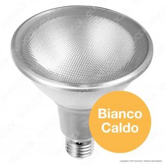 Marino Cristal Serie PRO Lampadina LED E27 15W Bulb Par Lamp Par38 Dimmerabile