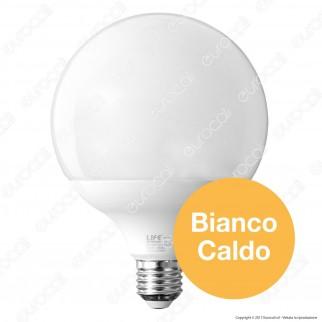 Life Lampadina LED E27 20W Globo G120