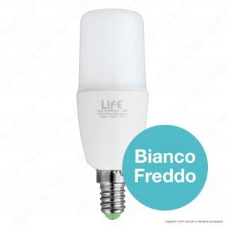 Life Lampadina LED E14 10W Tubolare T38