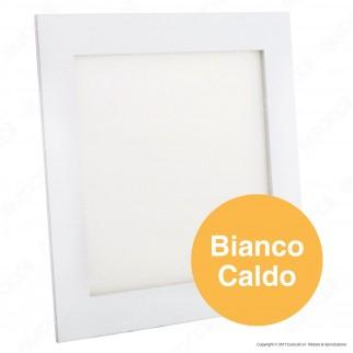 V-Tac VT-2200 SQ Pannello LED Quadrato 22W SMD5630 da Incasso - SKU 4832 / 4831 / 4830