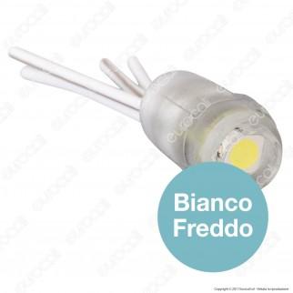 V-Tac VT-28356 Modulo 1 LED 0,24W 12V Monocolore Impermeabile - SKU 5135 / 5136