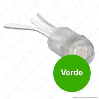 V-Tac VT-28356 Modulo 1 LED 0,24W 12V Monocolore Impermeabile - SKU 5137 / 5140 / 5139