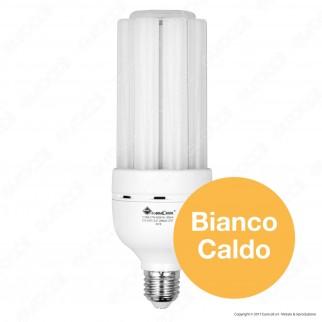 Marino Cristal Serie ECO Lampadina LED E27 27W Tubolare High Power