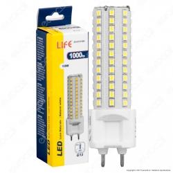 Life Lampadina LED G12 10W Tubolare - mod. 39.931510N