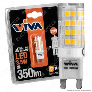Wiva Lampadina LED G9 3,5W Bulb - mod. 12100356
