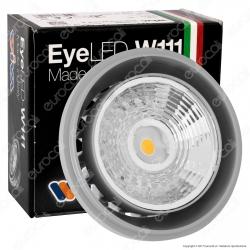 Wiva Eyeled Lampadina LED AR111 25W Faretto da Incasso 37V DC Dimmerabile - mod. 12105005