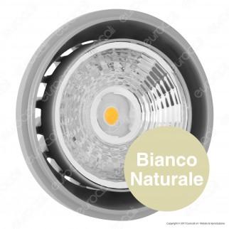 Wiva Eyeled Lampadina LED AR111 25W Faretto da Incasso 37V DC