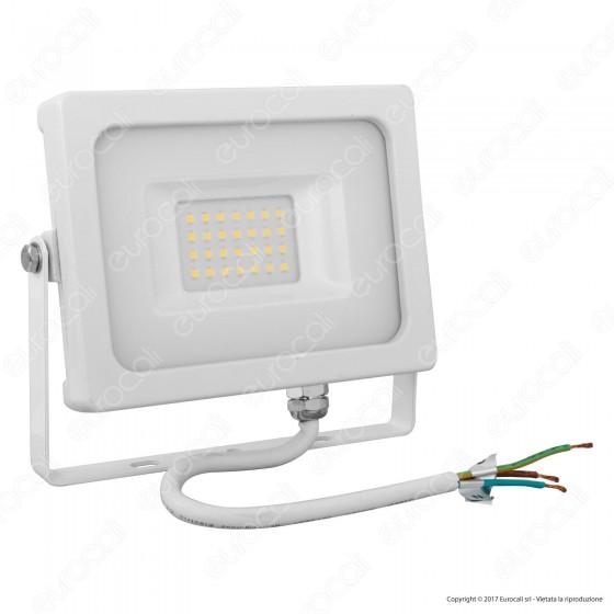 V-Tac VT-4922 Faretto LED SMD 20W da Esterno Colore Bianco - SKU 5789 / 5790 / 5791