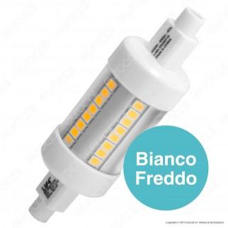 Life Lampadina LED R7s L78 7W Bulb Tubolare