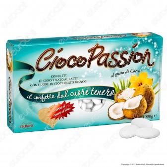 Confetti Crispo CiocoPassion al Gusto di Cocco - Confezione 1000g