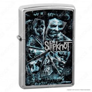 Accendino Zippo Mod. 28992 Slipknot - Ricaricabile Antivento
