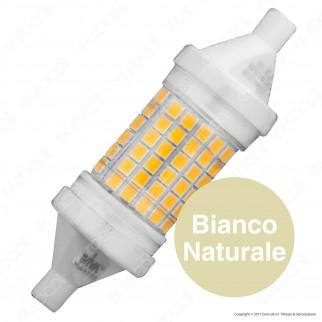 Wiva Lampadina LED R7s 11W L78 W Bulb Tubolare