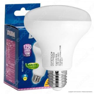 Duralamp Reflect Lampadina LED E27 15W Bulb Reflector Spot R90