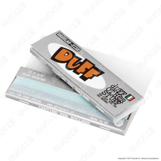 Cartine Duff Silver Corte Italia Argento - Libretto Singolo